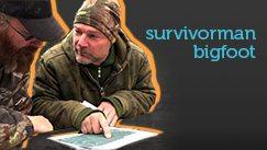 Survivorman: Bigfoot